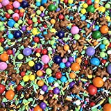 Manvscakes | Gingerbread house Sprinkle mix | 8 oz | Candy Sprinkles | Christmas sprinkle | Cookie...