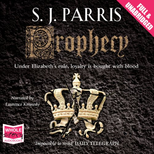 Couverture de Prophecy