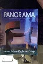 PANORAMA Introduccion A La Lengua Espanola FOURTH EDITION (VOLUME 1)