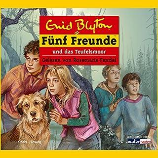 Fünf Freunde und das Teufelsmoor     Fünf Freunde 51              Autor:                                                                                                                                 Enid Blyton                               Sprecher:                                                                                                                                 Rosemarie Fendel                      Spieldauer: 2 Std. und 22 Min.     40 Bewertungen     Gesamt 4,3