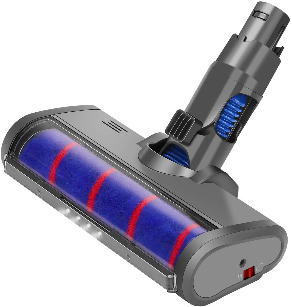 FUNTECK Fluffy Head New Orleans Mall with LED Fort Worth Mall Headlights Dyson F Animal for V6