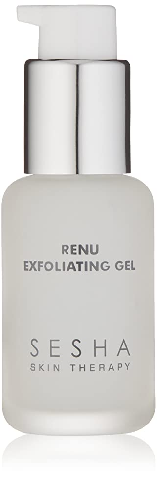 SESHA Skin Therapy Renu Exfoliating Gel, 1.7 Fl Oz