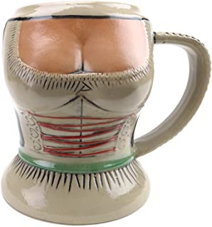 Beer Stein German Dirndl Beer Mug by E.H.G | .55 Liter