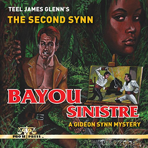 The Second Synn: Bayou Sinistre audiobook cover art