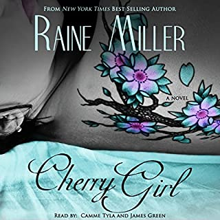 Cherry Girl audiobook cover art