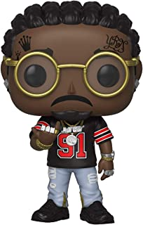 Funko Pop! Rocks: Migos - Quavo, Multicolor