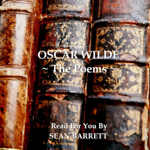 Oscar Wilde: The Poems audiobook cover art