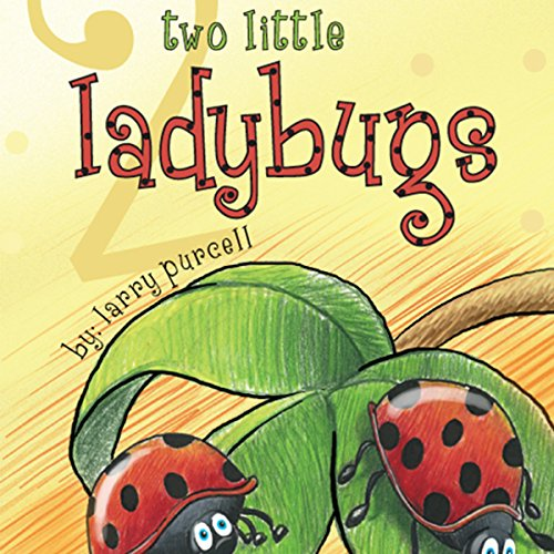 Two Little Ladybugs audiobook cover art