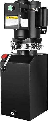 discount Mophorn Hydraulic Pump 14 Quart Hydraulic Power Unit 2950 lowest PSI 2021 Car Lift Hydraulic Pack Dump Trailer 220V 60Hz 1 PH Auto Repair Shop with Oil Reservoir Tank online sale