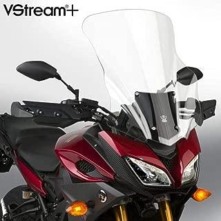 National Cycle 15-17 Yamaha FJ-09 VStream Plus Windscreen (17.25) (Clear)