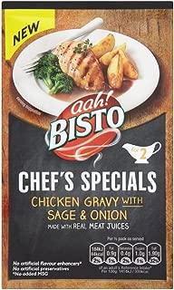 Bisto Chef's Specials Chicken Gravy with Sage & Onion (25g) - Pack of 6