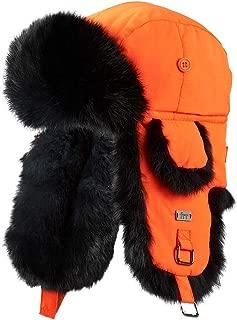 Best blaze orange fur hat Reviews