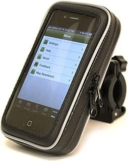 DURAGADGET Durable All-Weather Shock Resistant Sturdy Smartphone Mount/Hard Case for BLU Zoey II/BLU Dash JR K/BLU Neo 3.5 Smartphone