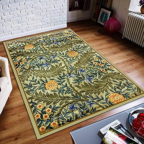 ZAZN Nordischer Minimalistischer Teppich Nach Hause Wohnzimmer Bodenmatte Schlafzimmer Sofa Nachtteppich Baby Kriechende Bodenmatte rutschfest Und Verschleißfest