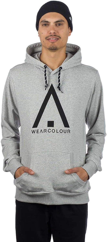 Sweater Hooded Men WearColour Wear Hoodie