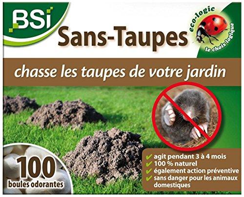 BSI 1413 - Repelente de Topos, Color Verde