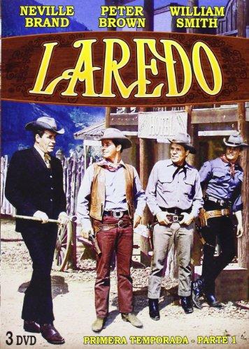 Laredo, (1ª temporada Parte 1) [DVD]