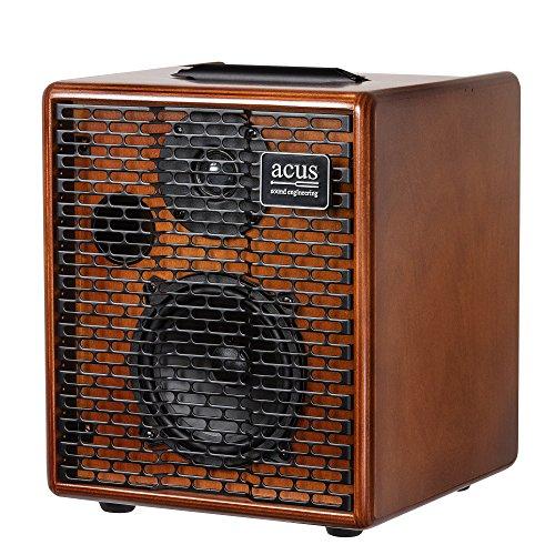 Acus Sound Engineering 03000501 OneforStrings 5 Acoustic Guitar Amplifier - Wood