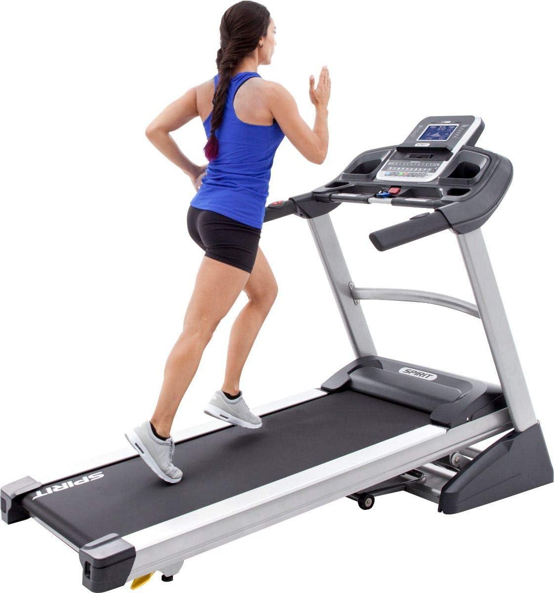 Spirit Max 83% OFF Fitness XT385 Folding Max 78% OFF Treadmill