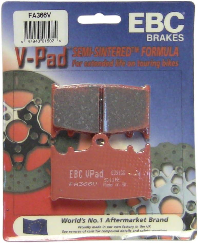 EBC Brakes Popular overseas FA366V Semi Pad Disc Sintered Nashville-Davidson Mall Brake
