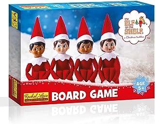 Rachel Lowe elf on The Shelf Board Game