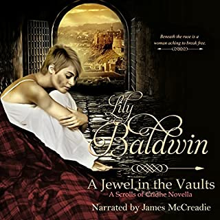 A Jewel in the Vaults audiobook cover art