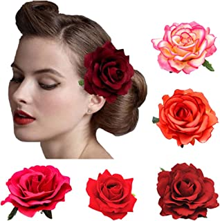 Best wedding day hair flowers Reviews
