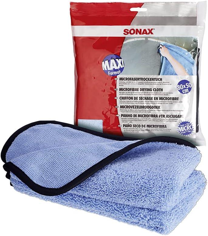 Sonax 450800 Max 46% OFF Genuine Free Shipping Microfiber Drying Cloth