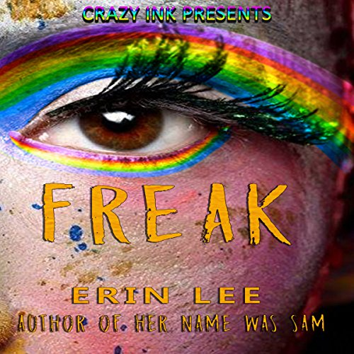 Freak audiobook cover art