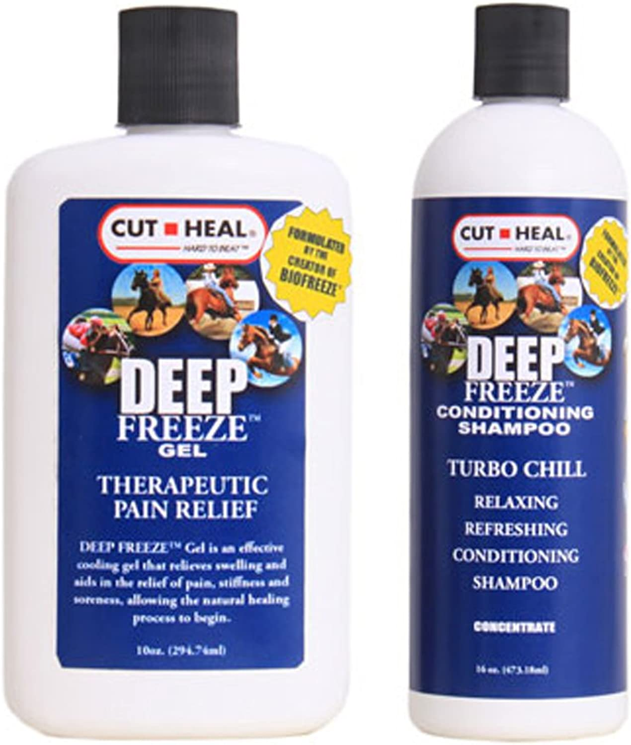 Deep Freeze Conditioning Shampoo Display  0092290  Bci