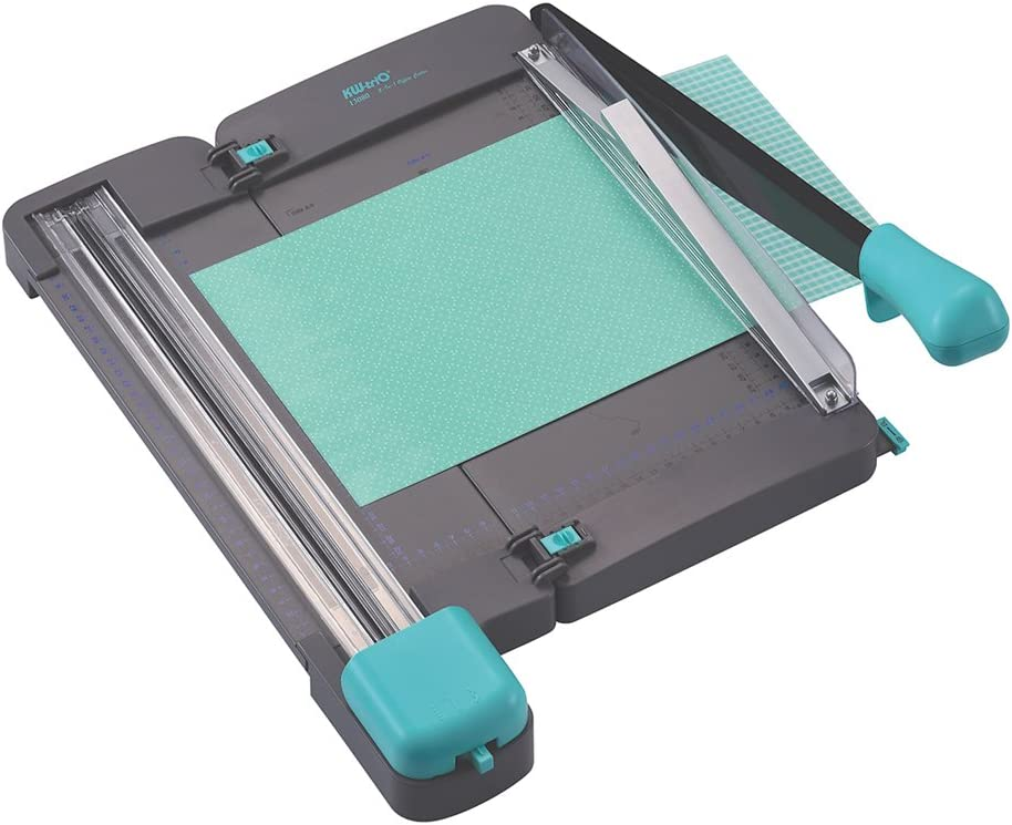 Max 77% OFF 2 Free shipping in 1 Guillotine 3 Blade Trimmer - Rotary KW-Trio 13080