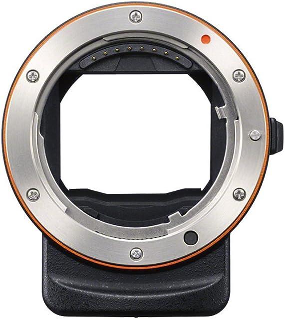 Sony LAEA3 - Adaptador para Objetivos de cámaras (35 mm) Negro