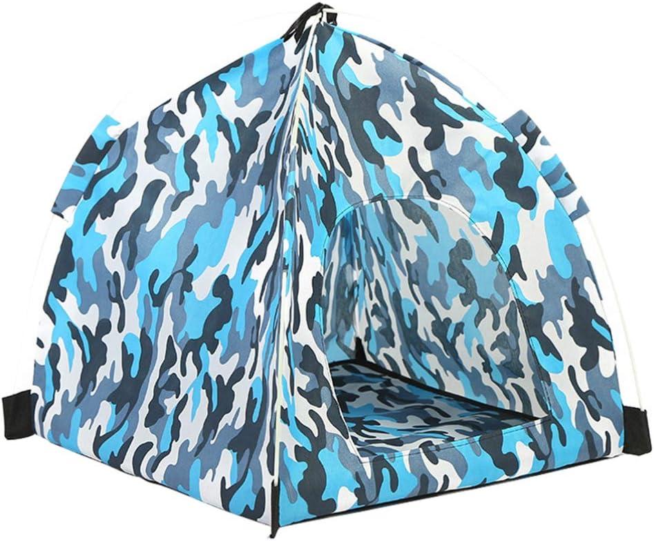 POPETPOP Camouflage Pets House Washington Mall Waterproof Cheap Folda Tent Pet Durable
