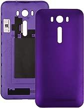 iPartsBuy for 5 inch Asus Zenfone 2 Laser / ZE500KL Laser Back Battery Cover (Purple)