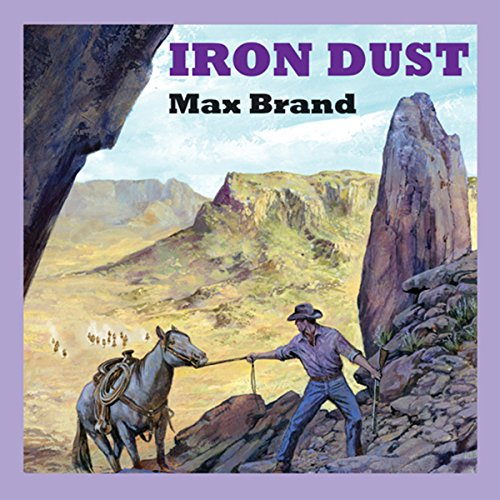 Iron Dust audiobook cover art