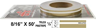 Universal TFX 00083098 - Auto Customizing Dual Pinstripe - 8/16