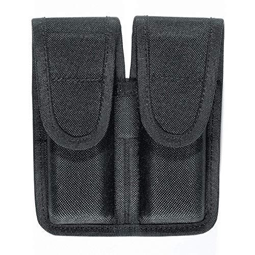 Bianchi Model 8002 Double Magazine Pouch - Size 2, Black (1160760)
