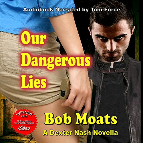 Our Dangerous Lies audiobook cover art