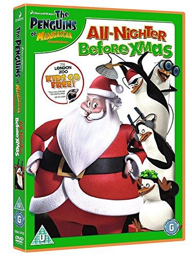 Penguins Of Madagascar: Xmas All Nighter