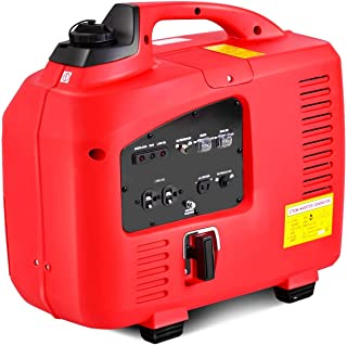Taltintoo20 2750 Watt Digital Inverter Generator 4 Stroke 125 CC, Dimension 21.5 inch x 11.4 inch x 19.7 inch, Weight 64 Pound, Perfect for Home and Office Devices up to 6 Hours