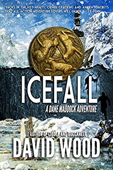 Icefall: A Dane Maddock Adventure (Dane Maddock Adventures Book 4) by [David Wood]