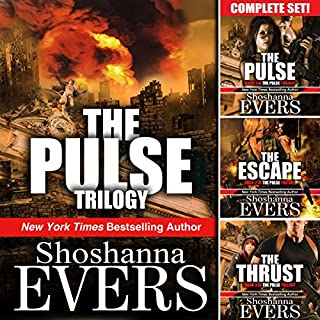 The Pulse Trilogy Complete Set audiobook cover art