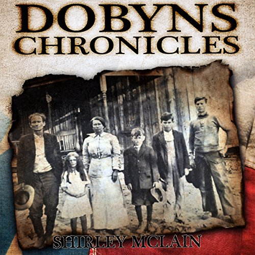 Dobyns Chronicles audiobook cover art