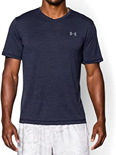 Under Armour Men's Tech V-Neck Short Sleeve T-Shirt