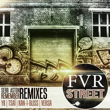 Remember Remixes Part2
