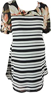 M4M Fashion Maternity Blouse For Women - Mix Color - small