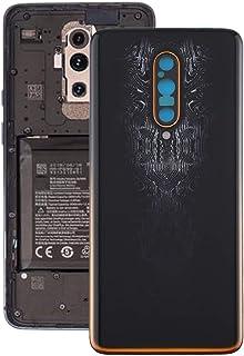 メンテナンス OnePlus 7T Proのアクセサリ用のバッテリー裏表紙 手術が簡単 (Color : Black)