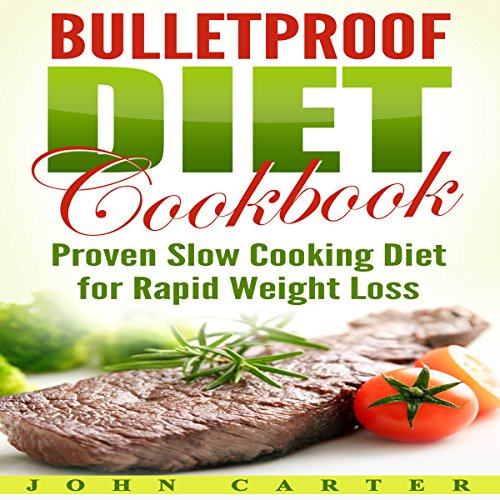 Bulletproof Diet Cookbook cover art