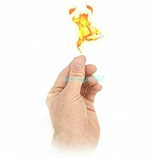 Fire Magic Tricks The igniter +(1 Paper Refill and 1 Pack Cotton Refill