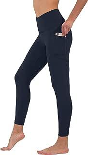 High Waist Tummy Control Squat Proof Ankle Length...
